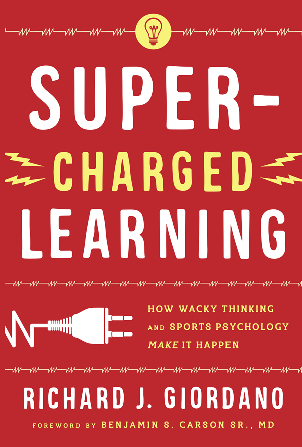 Super-Charged Learning Cover